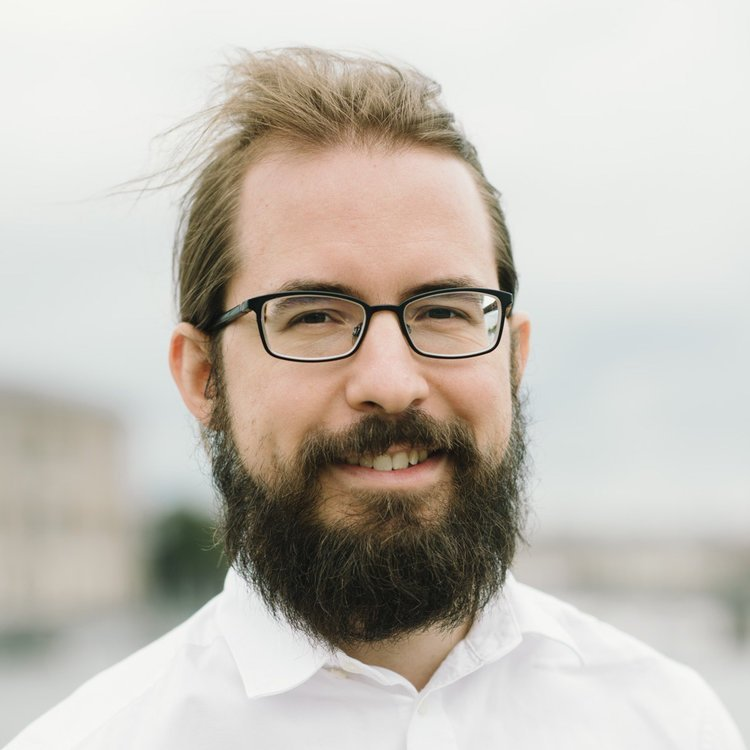 Joakim Israelsson, senior utvecklare