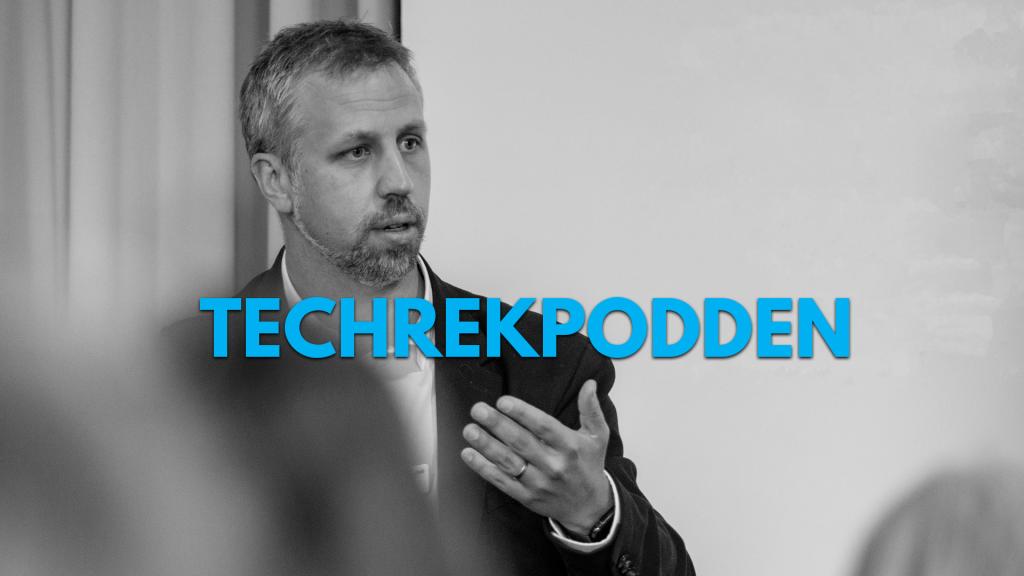 Jens Alm besöker Techrekpodden